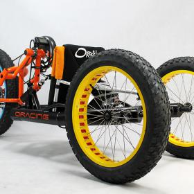 Oracing NAT-M_Fatbike_Liegebike_Liegerad_power