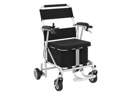 Airwheel H8 - elektrischer Rollstuhl_Rollator