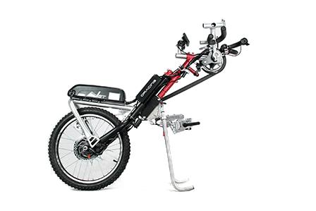 Oracing StreetJet Hybrid (manuell-elektrisches) Zuggerät
